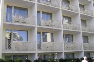 Våran balkong