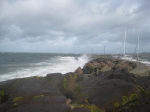 Virvlande vågor