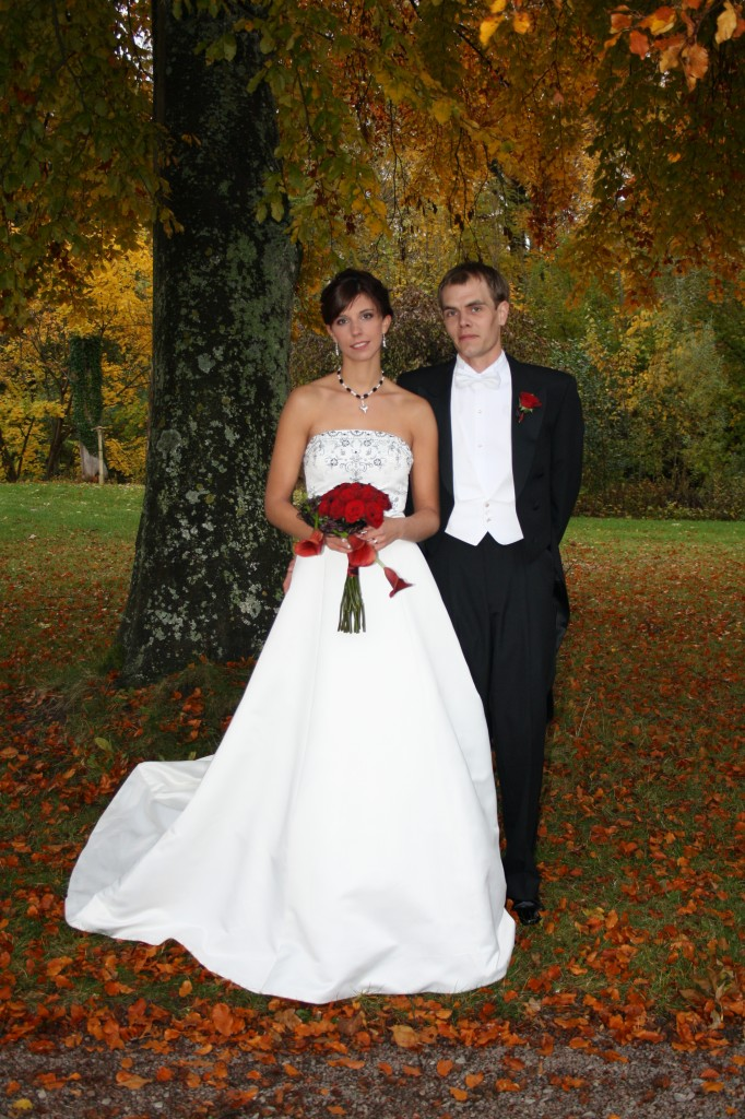 Bröllopsklockor ringer