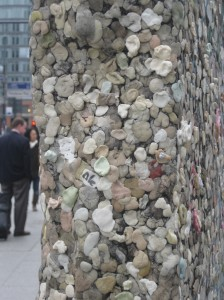 Lämpligt ändamål för muren