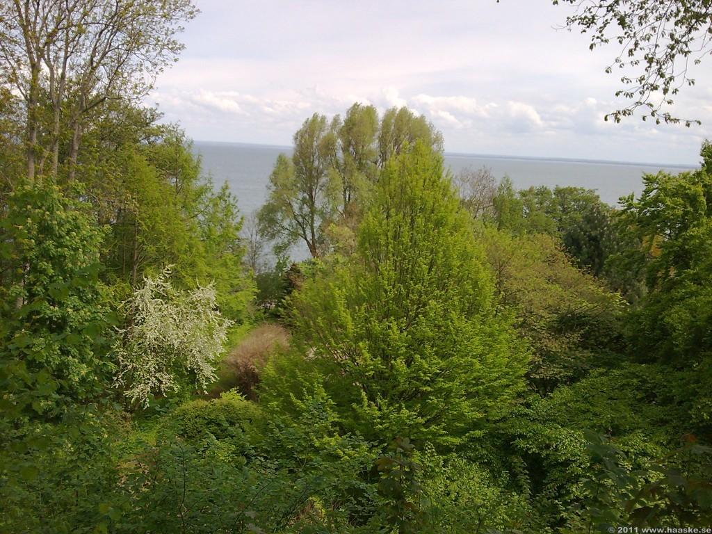 Utsikt mot havet, Laholmsbukten